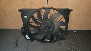 MERCEDES-BENZ E W211 320 CDI ENGINE RADIATOR COOLING FAN & COWLING A2205000293