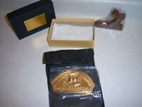 Original John Deere Collectors Center Medallion / Limited Edition