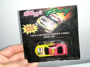 TERRY LABONTE #5 KELLOGG'S 1/24 2003 CHEVY MONTE CARLO NASCAR DIECAST FREE SHIP