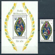 BRD Berlin Jahrgang:1976 Mi. 528** Block5 + Einzelmarke postfrisch