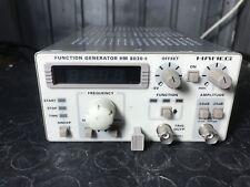 Hameg HM 8030-5 Generatore Di Funzione X Oscilloscopio Multimetro Spettro