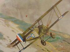 Military Air Print DEATH OF BARON Von RICHTHOFEN Signed CAPT BOOTS LeBOUTELLIER
