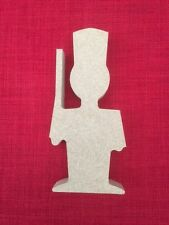 Solider Free standing Wooden MDF shape blank