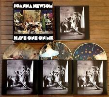 JOANNA NEWSOM / HAVE ONE ON ME - 3CD BOX (printed in U.S.A. - 2010)