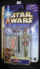 Star Wars 2003 WA-7 DEXTER'S DINER SWS Fig. #2 MOC