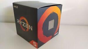 AMD Ryzen 5 2600 - Boîte + Ventirad Wraith Stealth + Processeur + Sticker