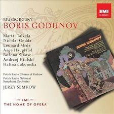 Mussorgsky: Boris Godunov, New Music
