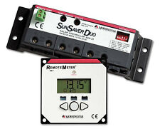 MorningStar SunSaver DUO SSD--25RM Solar Panel RV Boat Battery Charge Controller