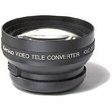 New Kenko KVC20 Video Lens telephoto conversion lens 2