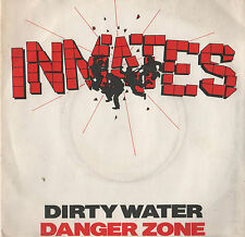 "The Inmates - Dirty Water 7"" Single 1979"
