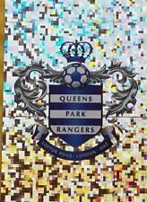 Queens Park Rangers insignia de 193 2012/2013 Topps Premier League Pegatinas Brillante