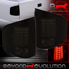 Chevrolet Sonoma S10 94-04 Red LED Smoked Lenses LED Replacement Tail Lights