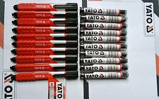 YATO 10x CONSTRUCTION MASONRY AUTOMATIC CARPENTERS HB PENCIL WITH 50 spare LEADs
