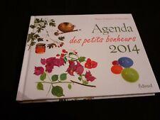 Agenda des petits bonheurs 2014 - Marie Delarozière