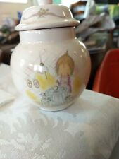 New listing Vintage Hallmark Betsy Clark Candle Jar