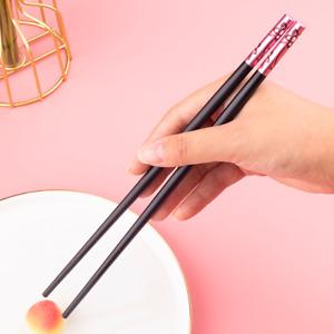 Alloy Tableware Sushi Chopsticks Chopsticks Kitchen Supplies Tableware