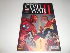 CIVIL WAR II NUMERO 1/ BE