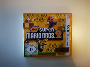 New Super Mario Bros. 2 Nintendo 3 DS