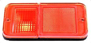 1967-1972 Amber Side Marker Lamp Lens Classic GMC Truck Chevrolet Chevy