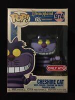 Funko Pop Cheshire Cat Target Exclusive