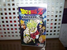 Dragon Ball Z: The Movie - Broly: the Legendary Super Saiyan (VHS, 2003, Edited