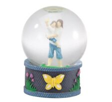 NEW SEASON Forever in Blue Jeans Snow Globe, Mother and Daughter Water Globe
