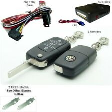 Plug and Play VW Volkswagen Remote Keyless Entrée pour voiture