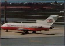 (w8p) Airplane Postcard: TNT-Sava, Boeing 727-27C