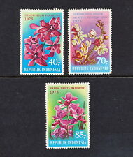RZAB 150 INDONESIA 1975 MLH FLOWERS