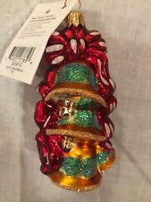 Christopher Radko Dainty Jingle Bells