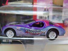 JOHNNY LIGHTNING - MARVEL / THE AMAZING SPIDER-MAN - CHRYSLER ATLANTIC SHOW CAR
