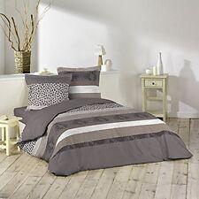 Douceur D'intérieur Parure de lit 2 personnes - Imprimé Serpentine 240 x 260 C
