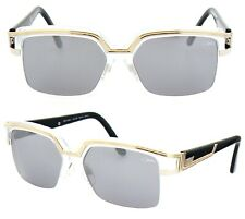 Cazal Damen Herren Sonnenbrille MOD.8033/1 COL.002 58mm verspiegelt F AB1 8