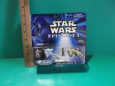 Star Wars Episode l Micro Machines Collection ll  Galoob 1998 Sub-Tank-Nute-Nass