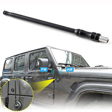 "7"" Off-Road Radio AM/FM Antenna for 2007-2018 Jeep Wrangler JK & Unlimited 2/4DR"