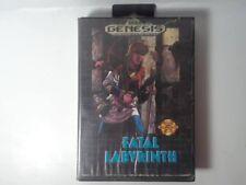Fatal Labyrinth (Sega Genesis)