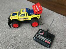 Vintage Nikko Road Burner Remote Control Truck Road Burner