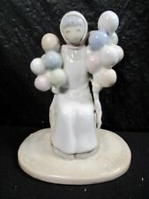 Vintage Flavia Weedn - The Balloon Lady - Figurine by Roman - 1983