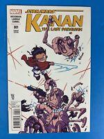 Star Wars Kanan The Last Padawan #1 variant (1st cameo Sabine Wren)🔑🔥🔥🎥