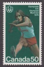Canada 1975 #666 Olympic Track & Field Sports Montreal '76 - MNH