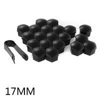 20Pcs 17mm  Auto Car Wheel Nut Cover Universal Lug Bolt Cap for VW Audi Skoda