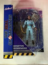 The Real Ghostbusters Winston Zeddemore Mint On Card Diamond Select