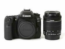 Canon EOS 80D macchina fotografica con lenti 18-55 IS STM