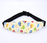 Car Safety Seat Sleep Positioner Infant Baby Head Support Pram Stroller Belt New