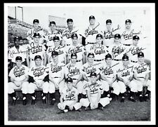 >orig. (not repro!) 1951 Texas League DALLAS EAGLES Minor League Baseball  Photo
