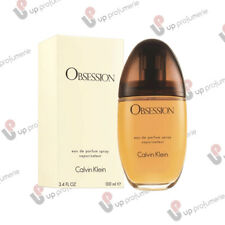 CALVIN KLEIN CK OBSESSION DONNA EDP 100ML SPRAY NUOVO SIGILLATO