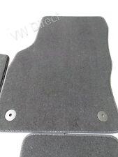 Genuine VW MK7 Golf - RHD Front & Rear Carpet Floor Mats Rubber Backed 5G2061420