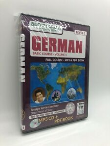 FSI: Basic German 1 (PC/MAC) by Audio-Forum