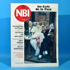 DDR NBI 1 1988 Eiskunstlauf Gaby Seyfert Saalfeld Berlin-Kreuzberg Paris Kurze B