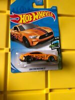 HOT WHEELS 2019  SPEED BLUR   (   2018 FORD MUSTANG GT     )